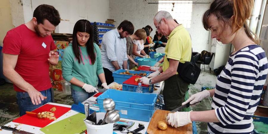 Actualite Actualite Ces Bruxellois qui luttent contre le gaspillage alimentaire