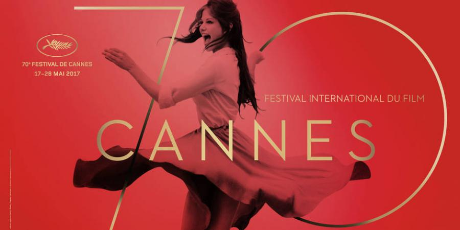 culture Culture Le Festival de Cannes dévoile son affiche 2017