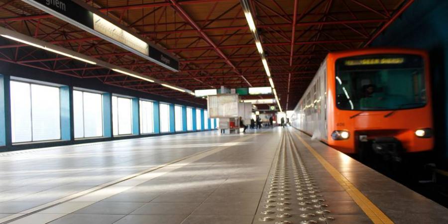 Actualite Actualite Accident dans le métro bruxellois: Circulation interrompue entre Simonis et Houba-Brugmann
