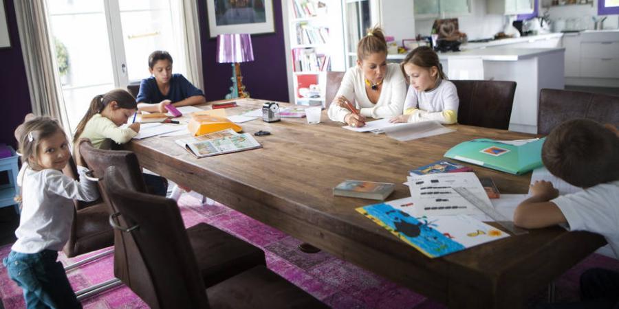 Actualite Actualite En Belgique, une famille sur deux se dit extrêmement heureuse