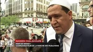 Actualite Actualite La marche des musulmans contre le terrorisme s'est arrêtée devant la Bourse à Bruxelles