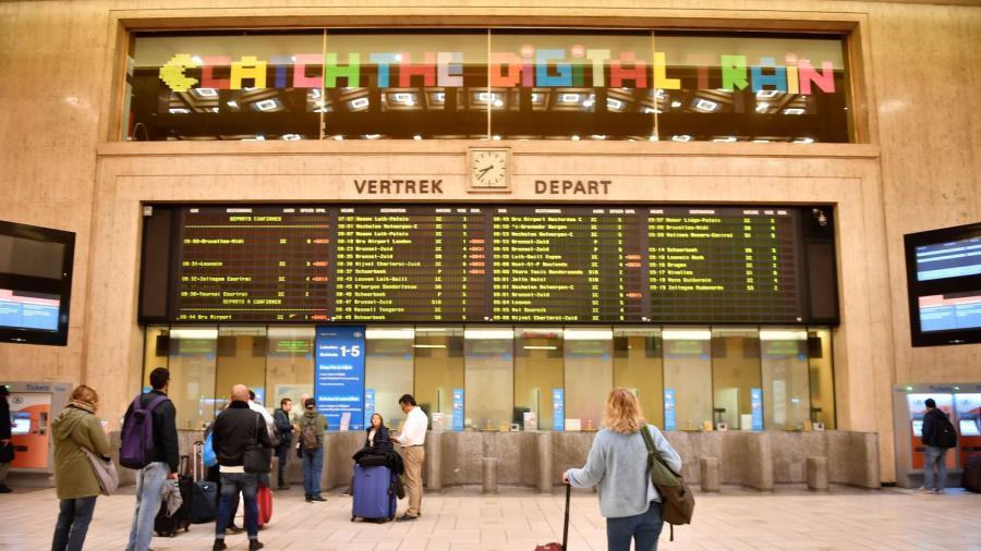 Actualite Actualite La Belgique, elle aussi, en grève dans les services publics