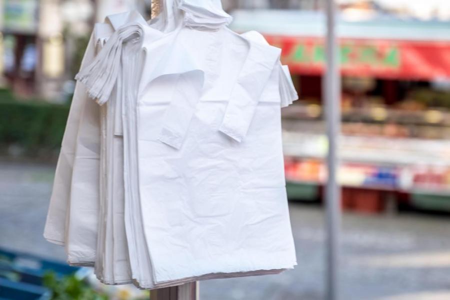 Actualite Actualite Bruxelles: les sacs plastiques de caisse à usage unique totalement interdits à partir de vendredi