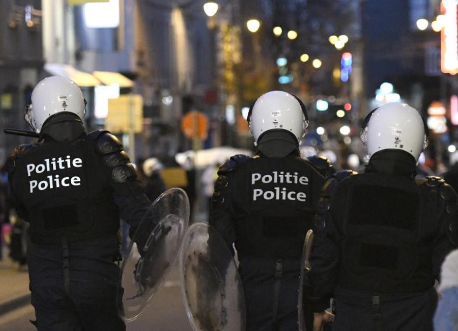 Actualite Actualite Bruxelles: un officier bientôt désigné pour gérer les renforts en cas d'échauffourées