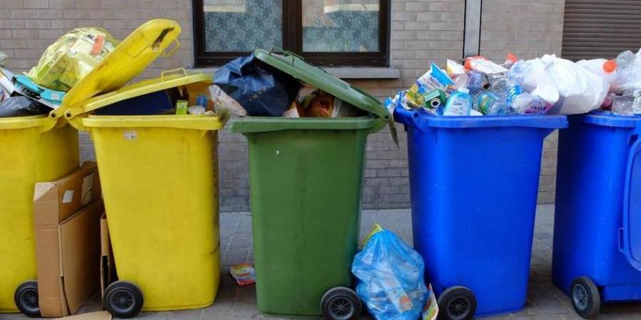 Actualite Actualite Bruxelles: Baisse des amendes pour absence de tri des déchets