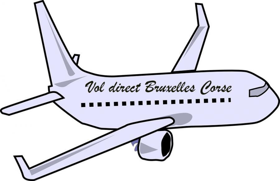 Tourisme    Tourisme    Profitez des vols direct Bruxelles  Corse