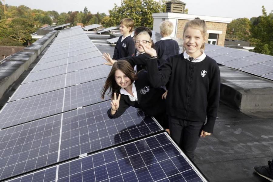 Actualite Actualite A Bruxelles, le photovoltaïque s'installe sur les bâtiments publics