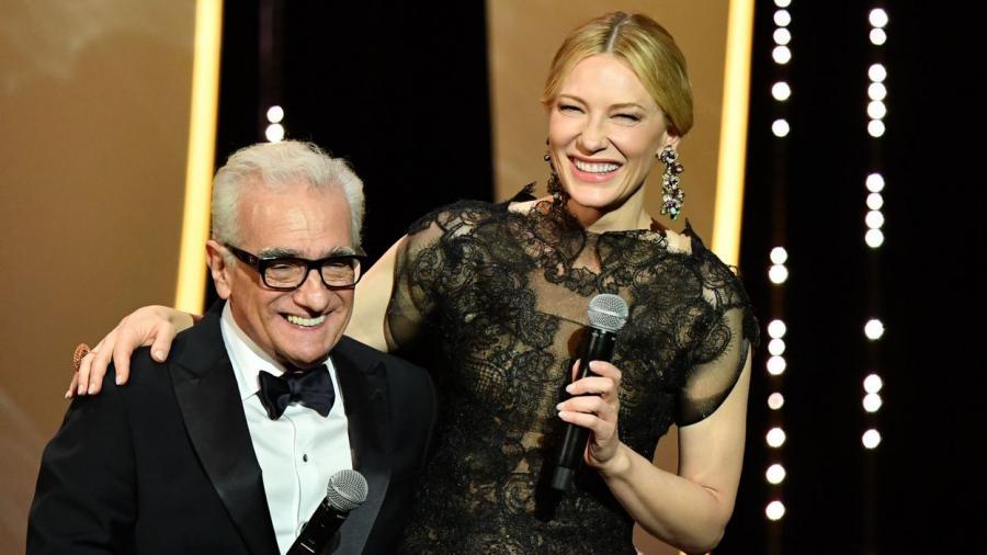 culture Culture Martin Scorsese et Cate Blanchett ont ouvert le 71e Festival de Cannes