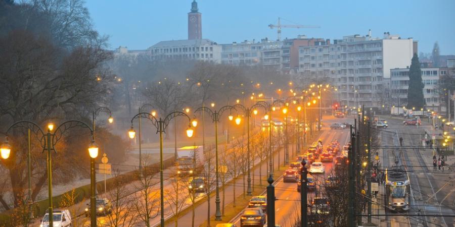 Actualite Actualite Trop de voitures, pas assez de vélos, des transports publics perfectibles... Bruxelles malmenée dans une étude