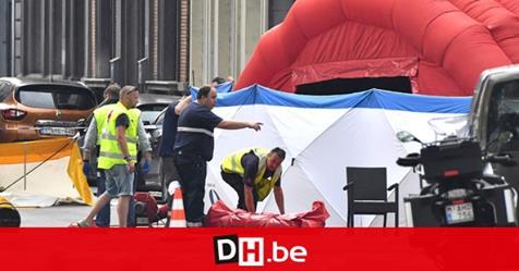 Actualite Actualite Liège: un homme tue deux policières et un civil avant d'être abattu, la piste terroriste privilégiée
