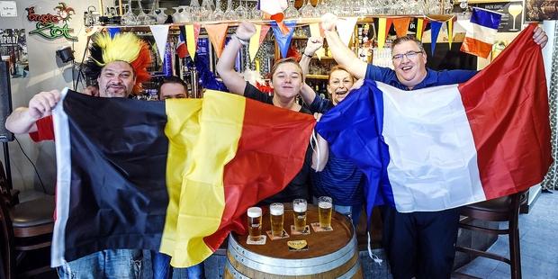Actualite Actualite Avant la demi-finale France - Belgique ce mardi soir à Saint-Pétersbourg (20h00), rappel en chiffres des relations à part qu'entretiennent les deux pays dans le football (aussi).