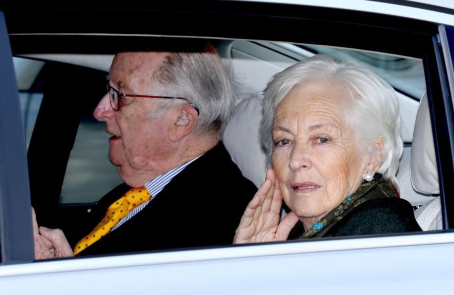 Actualite Actualite La reine Paola victime d'un AVC, rapatriée d'urgence en Belgique