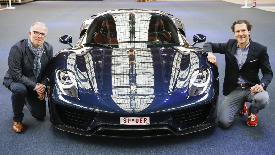 Actualite Actualite Une expo Porsche à 60 millions: 70 exemplaires d'exception à Autoworld pour les 70 ans de la marque