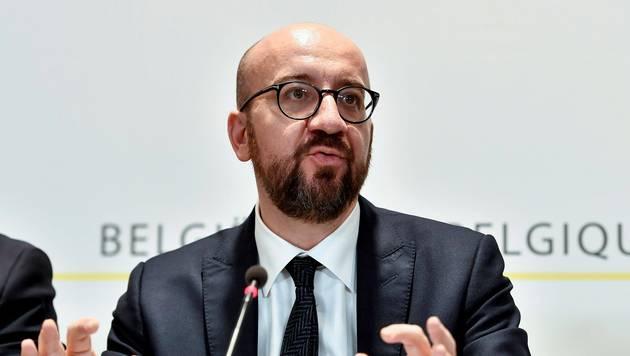 Actualite Actualite Le Premier ministre belge Charles Michel annonce sa démission