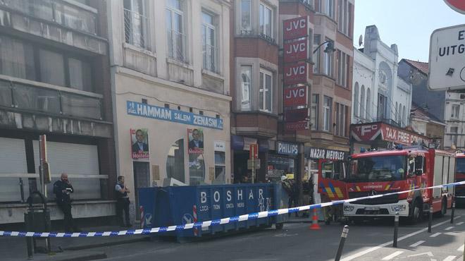 Actualite Actualite Accident de chantier à Molenbeek: un ouvrier décédé et un autre blessé
