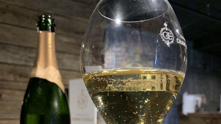 Actualite Actualite Chant d'Eole : le mousseux wallon, meilleur que le champagne