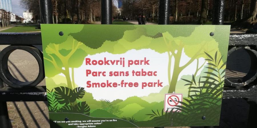 Tourisme    Tourisme    La Ville de Bruxelles va interdire la cigarette dans ses parcs