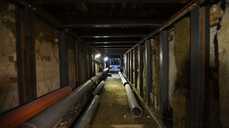 Actualite Actualite Rénovation du tunnel Léopold-II : fermeture de la bande de droite en direction du centre