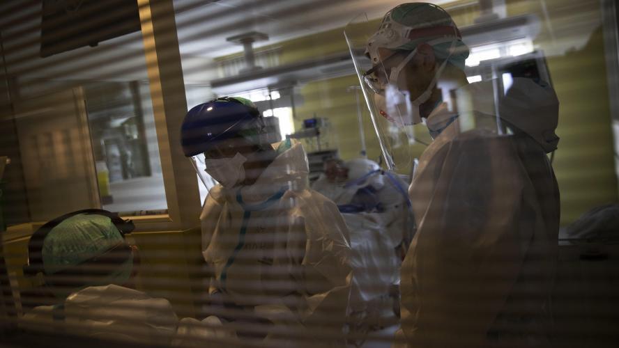 Actualite Actualite Coronavirus: en Belgique, le taux de contamination repart à la hausse