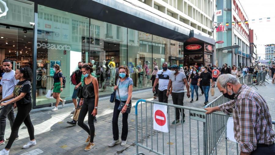 Actualite Actualite Masque obligatoire à Bruxelles: ce que l'on sait