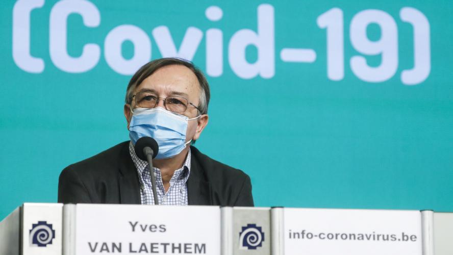 Actualite Actualite Coronavirus en Belgique: «La Belgique est aujourd'hui dans une situation moins dramatique que celle de la France ou des Pays-Bas»