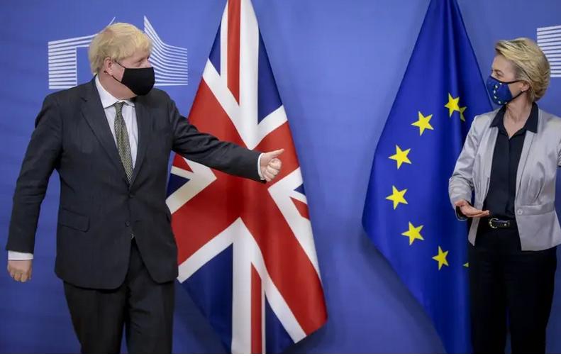 Actualite Actualite Brexit : Les discussions entre Londres et l'UE prolongées jusqu'à dimanche
