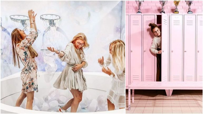 Actualite Actualite Le rêve des grandes marques se réalise au Musée Instagram à Bruxelles
