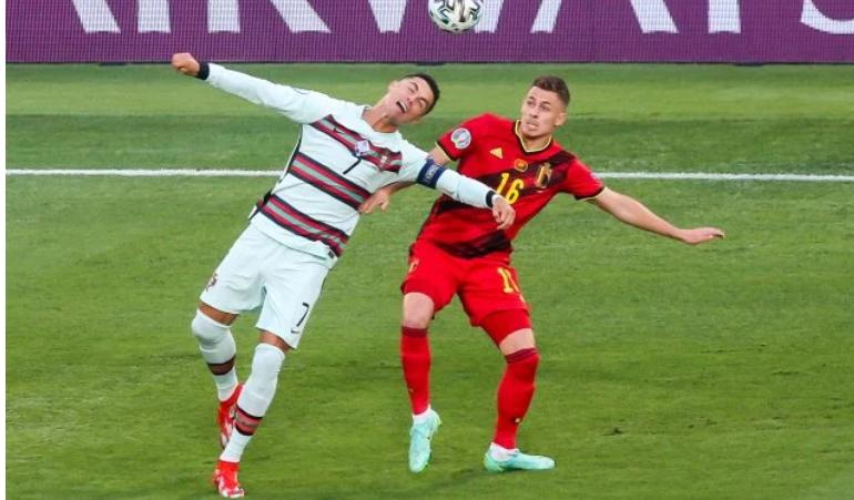 Actualite Actualite Belgique-Portugal : la réaction à chaud de Thorgan Hazard