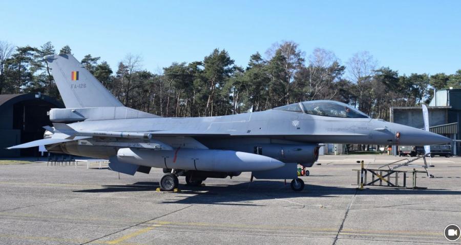 """Actualite Actualite Bombes nucléaires américaines stockées à Kleine-Brogel : """"La Belgique est dans la totale illégalité"""""""